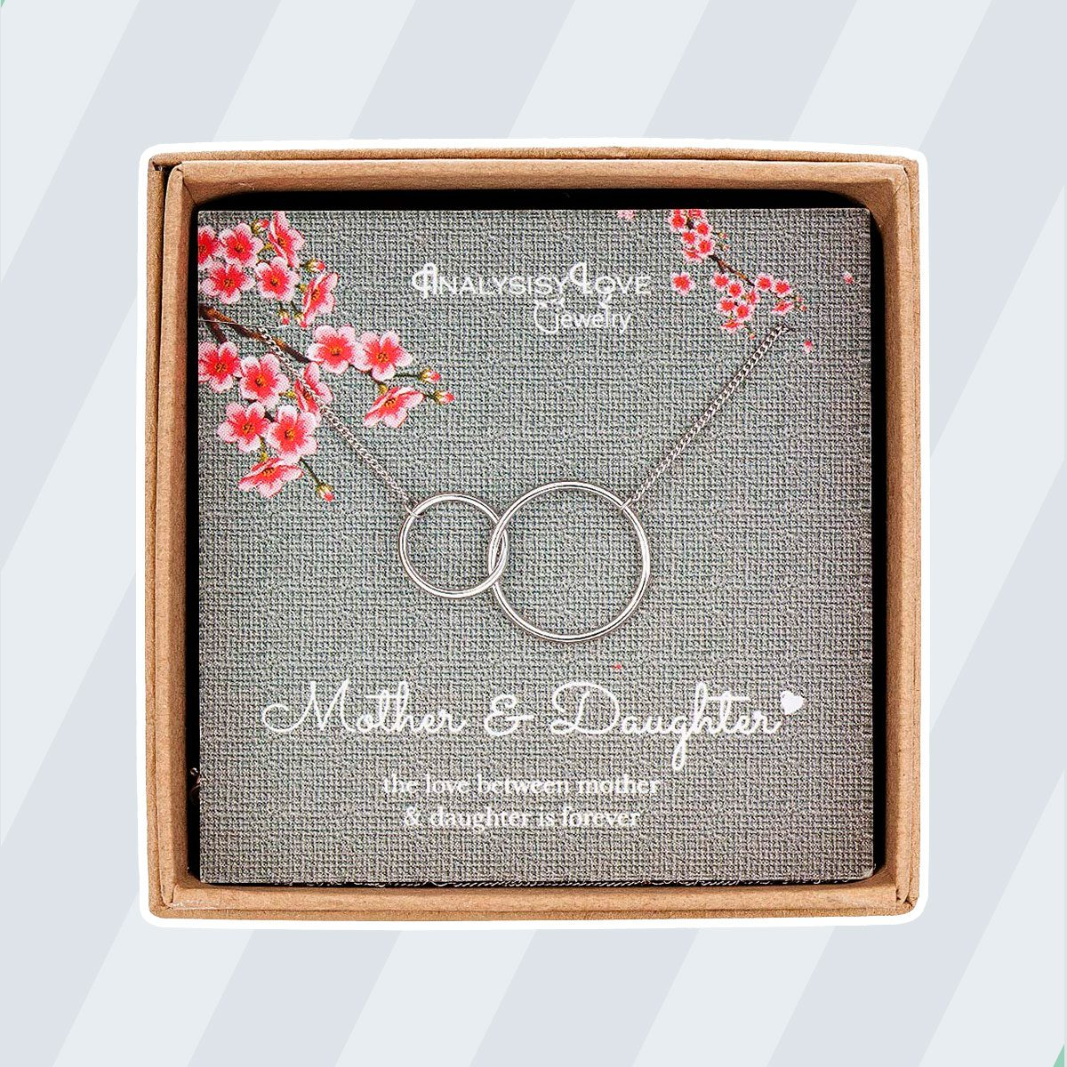 Mother-Daughter Necklace