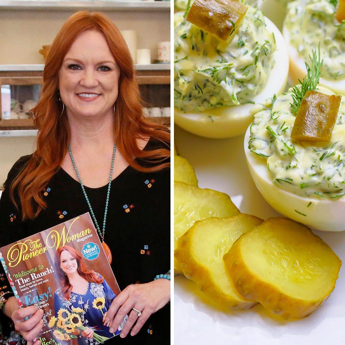 11 Celebrity Chefs Reveal Their Secret Ingredient for Deviled Eggs