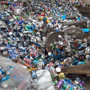 Why You Shouldn't Crush an Aluminum Can Before Recycling It