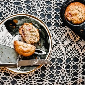 The Most Delicious Recipe for Strawberry Banana Muffins