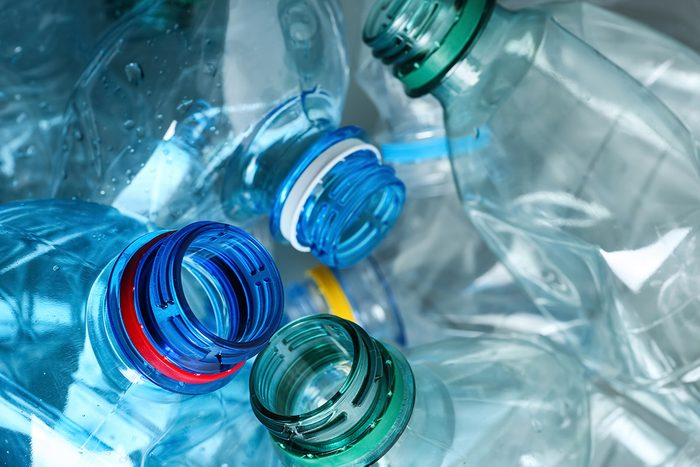 Many plastic bottles as background, closeup. Recycle concept; Shutterstock ID 1237731391; Job (TFH, TOH, RD, BNB, CWM, CM): TOH arsenic