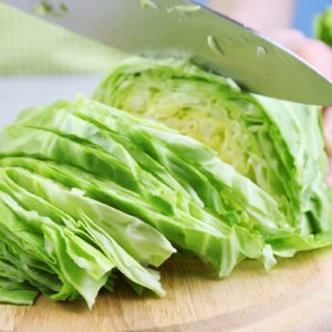 How to Shred Cabbage the Easy Way