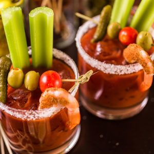 The Best Vodka for Making Bloody Marys