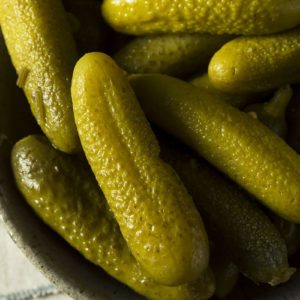 This Deli Makes a Pickle Sandwich, With Giant Pickles Instead of Bread