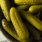 This Deli Makes a Pickle Sandwich With Giant Pickles Instead of Bread