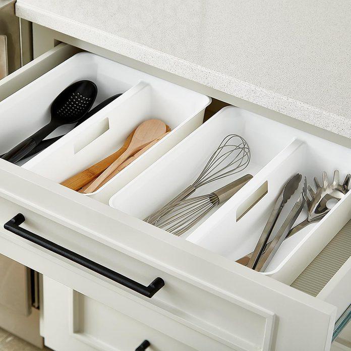 kitchen storage & organization Smartstore Handled Tray Starter Kit