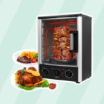 You Can Make Shawarma at Home with This Vertical Oven