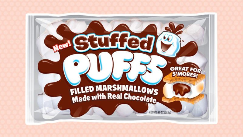 These New Stuffed Marshmallows Are What Dreams Are Made Of
