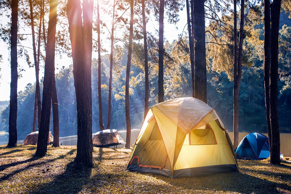 Our Complete Family Camping Checklist (with Free Printable