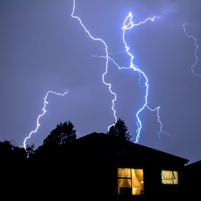 Is It Really Dangerous to Do Dishes During a Thunderstorm? We Found Out.