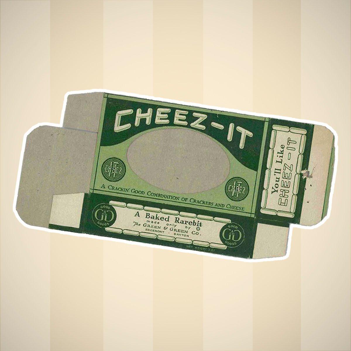 vintage Cheez-Its