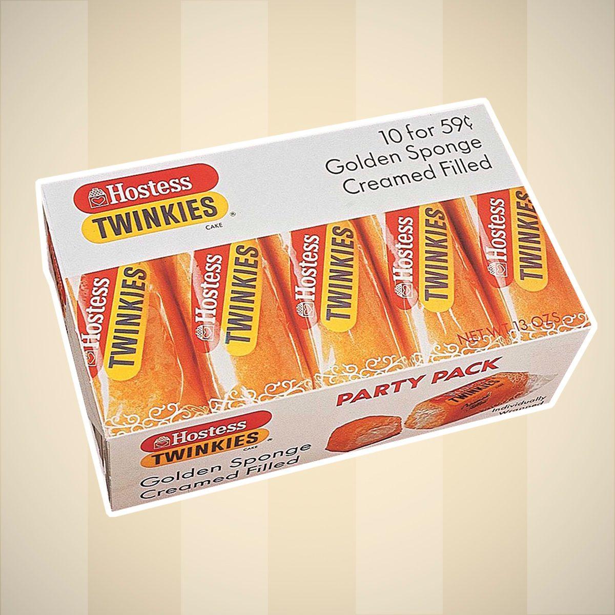 vintage Twinkies