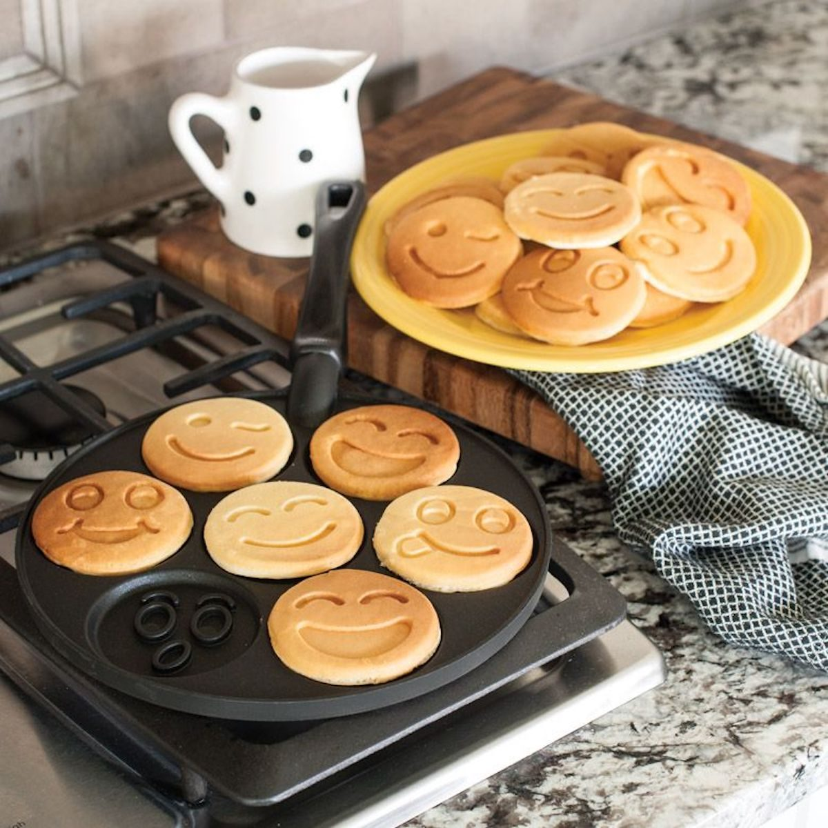 Specialty pancake maker from Nordic Ware