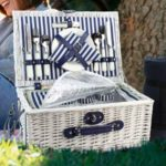 11 Stylish Picnic Baskets That'll Make You Want to Eat Outside Every Day