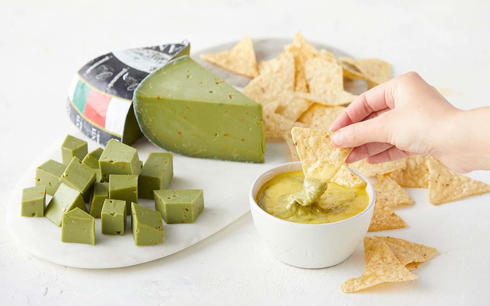 The Fresh Market guacamole cheese