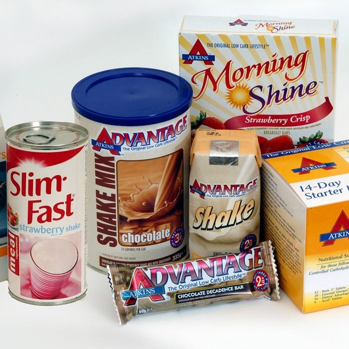 Mandatory Credit: Photo by Bruce Adams/Daily Mail/REX/Shutterstock (2158114a) For Femail - Diet/slimming Foods - Range Of Slimming Products From Tesco Boots Slim Fast And Atkins. For Femail - Diet/slimming Foods - Range Of Slimming Products From Tesco Boots Slim Fast And Atkins.