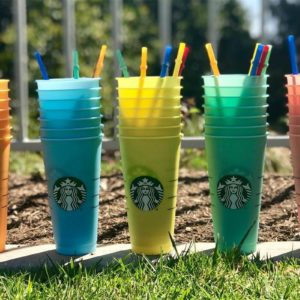 You Have to See the New Color-Changing Cups at Starbucks