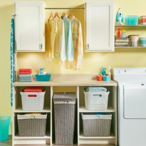 25 Inexpensive Laundry Room Updates You Can DIY