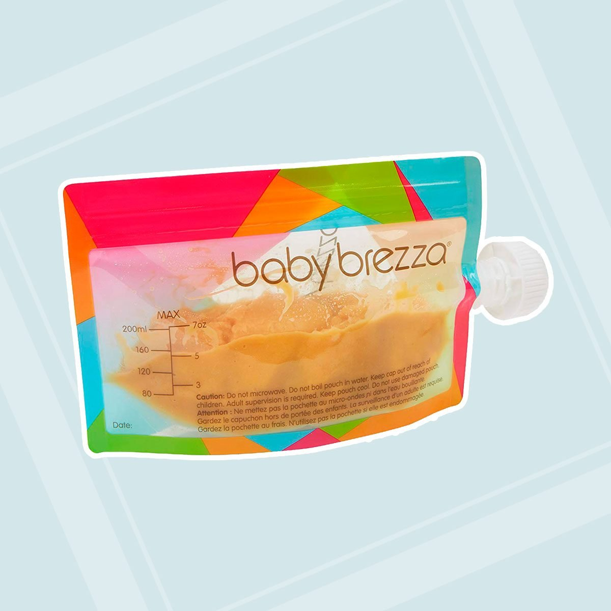 Baby Brezza Baby Food Pouch