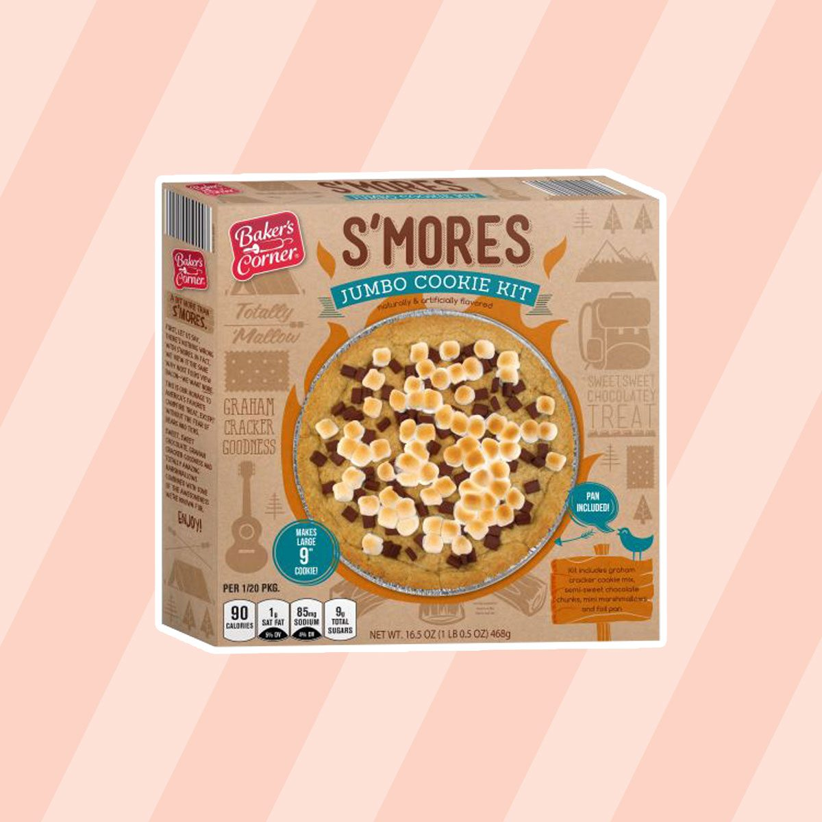S'mores Cookie Kit