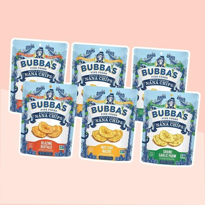 Bubba's Fine Foods Nana Chips
