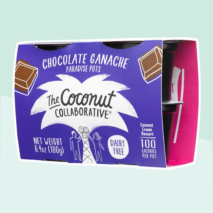 The Coconut Collaborative Chocolate Ganache Paradise Pots