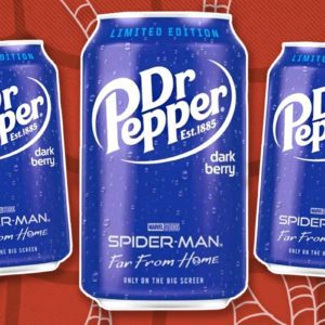 Dr. Pepper Released a New Flavor for the First Time in 5 Years and It's Berry Unusual