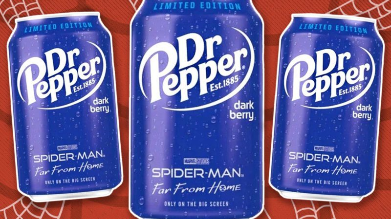 dd59c3db Dr. Pepper Released a New Flavor for the First Time in 5 Years and It's  Berry Unusual