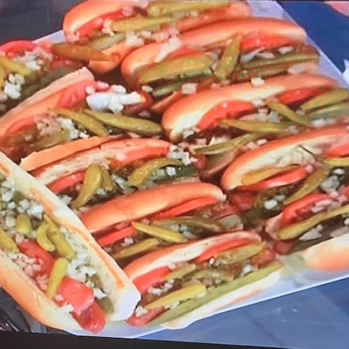 Johnnie's Dog House hotdogs