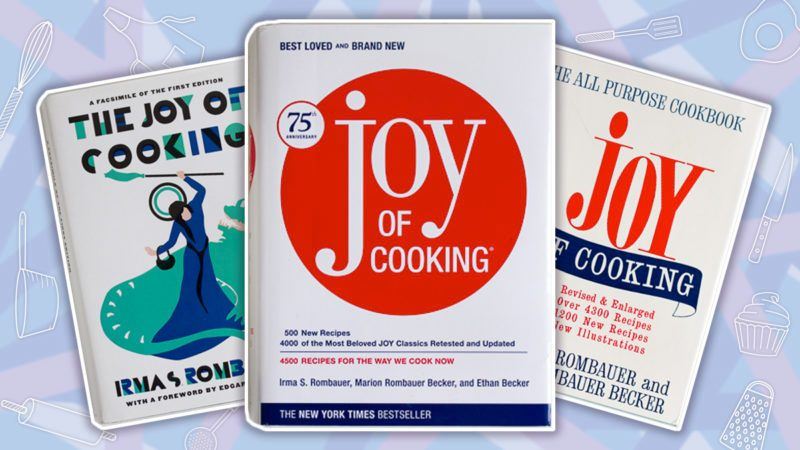 joy of cooking covers