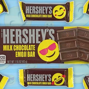 Hershey's Changed Their Chocolate Bar Design for the First Time in 125 Years—Here's Why