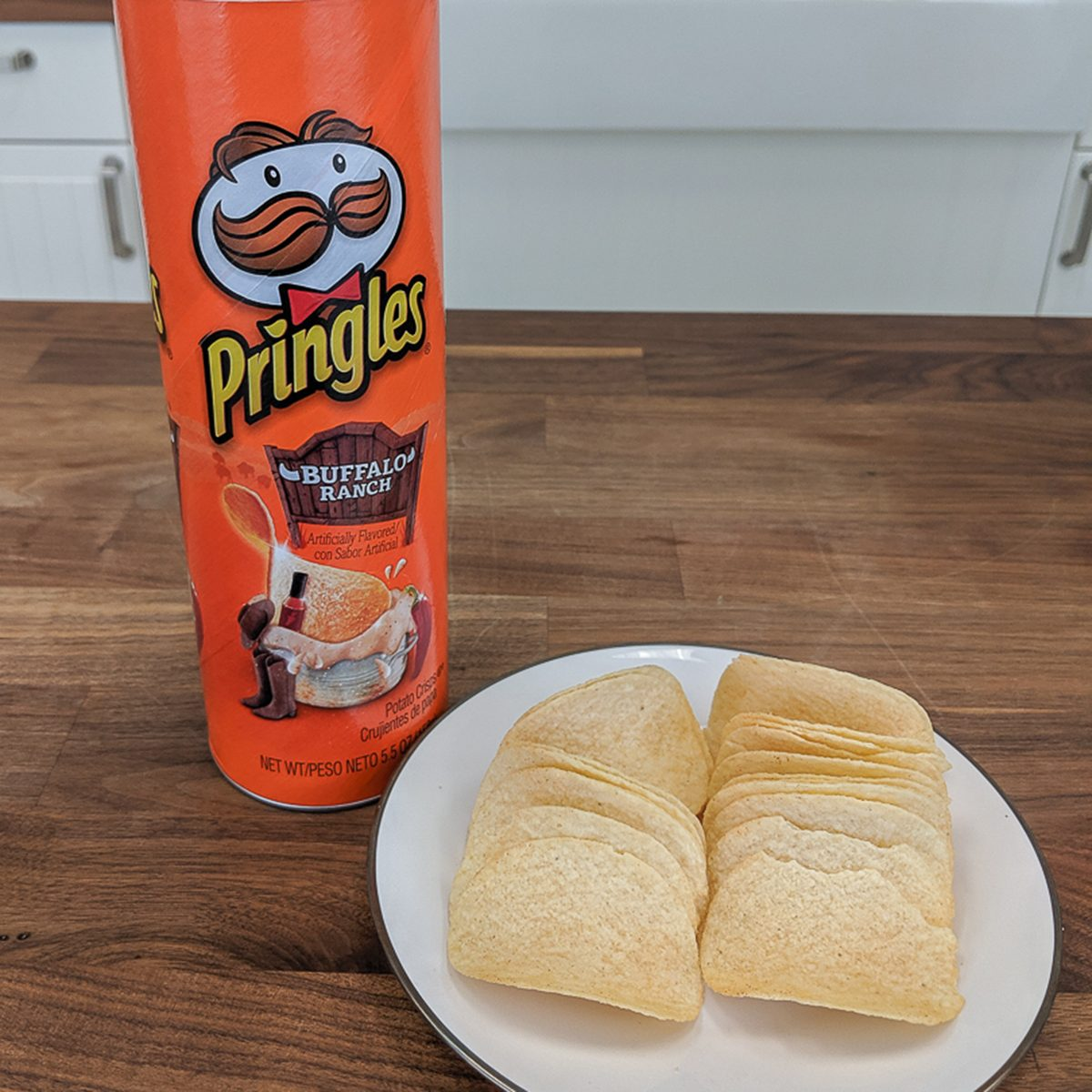 We Tried Every Single Pringles Flavor, Here's How They