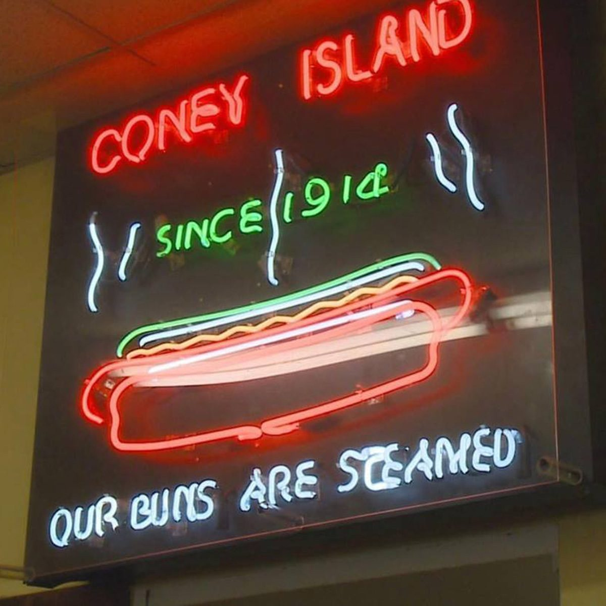 Fort Wayne Famous Coney Island Wiener Stand