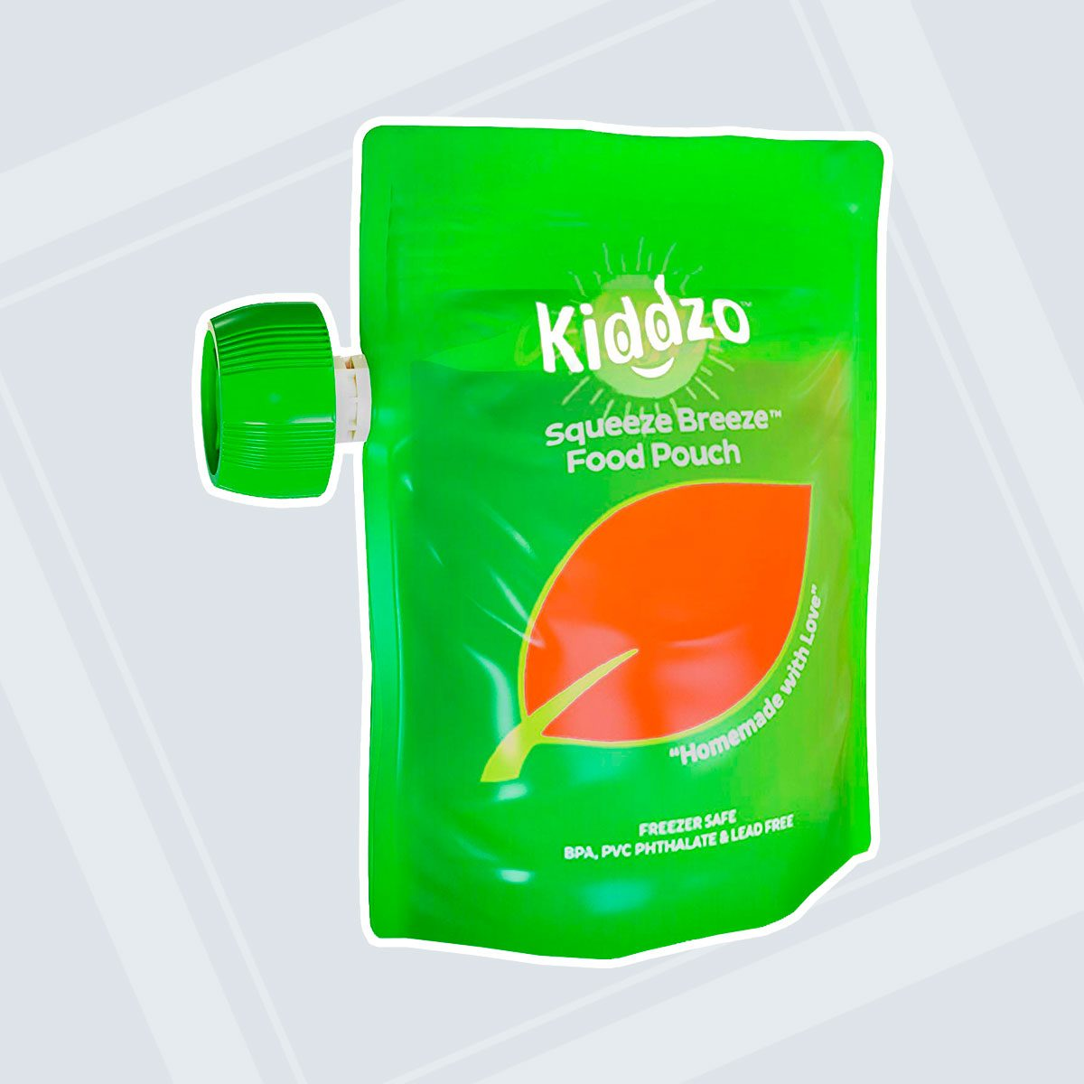 Kiddzo Food Pouches