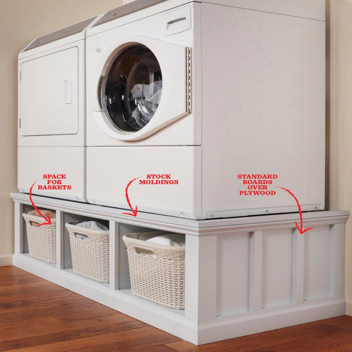 Laundry Room Updates You Can DIY