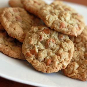 This Oatmeal Butterscotch Chip Cookie Will Take You Back