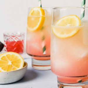 How to Make a Rhubarb Gin Cocktail