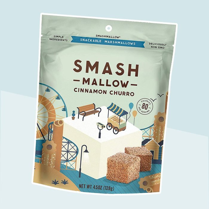 Cinnamon Churro by SMASHMALLOW   Snackable Marshmallows