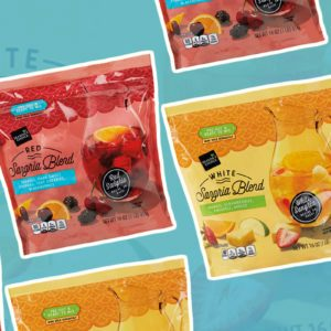 Aldi's New Sangria Kits Are Ready to Win Summer