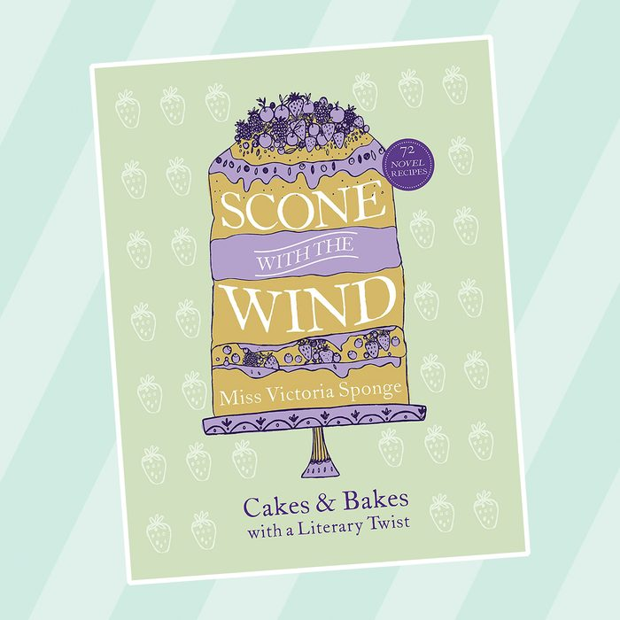 Scone with the Wind: Cakes and Bakes with a Literary Twist Hardcover – October 7, 2015