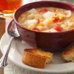 Pressure-Cooker Fish Stew