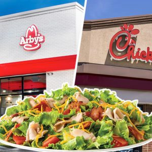 The Best Fast Food Salads to Order When You're Eating Healthy