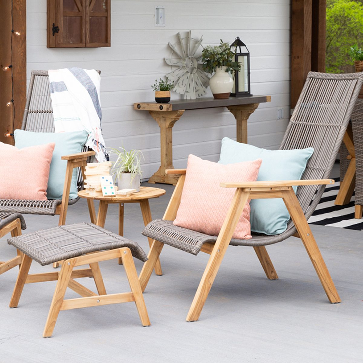 The Best Patio Furniture For Your Backyard Taste Of Home