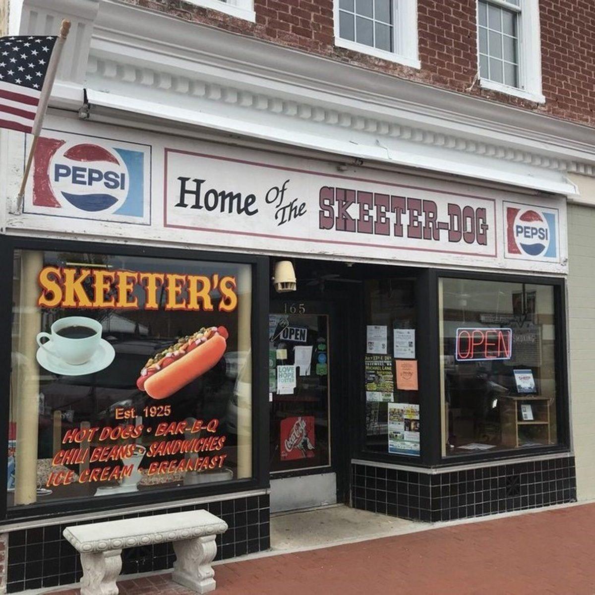 Skeeter's World Famous Hot Dogs