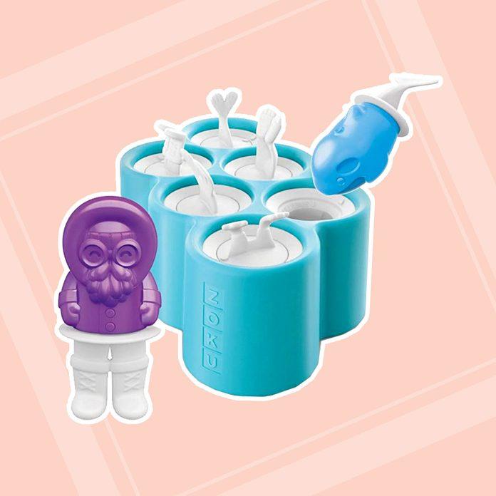 Zoku Polar Pop Molds best popsicle molds