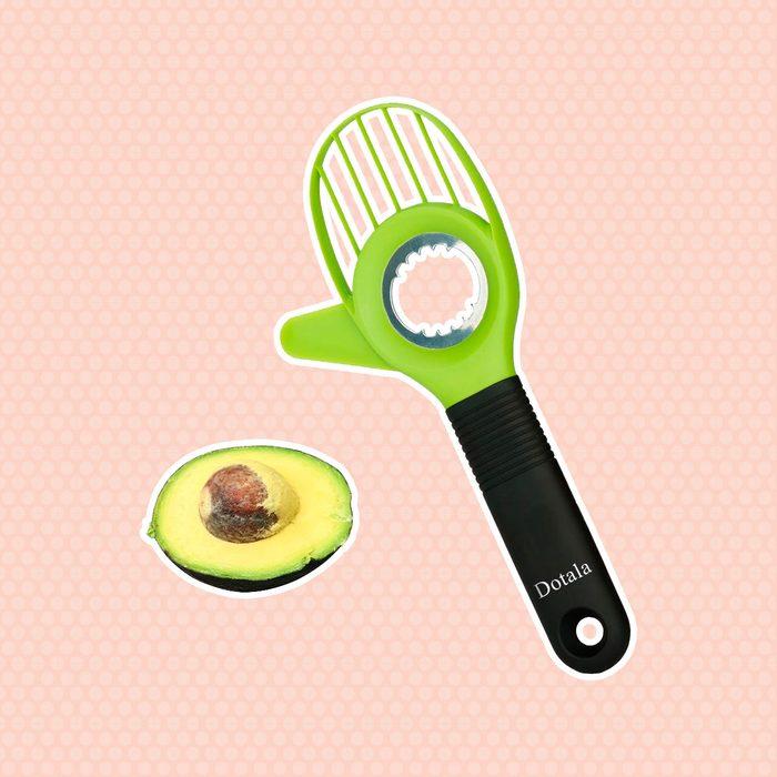 Dotala 3 in 1 Avocado Slicer Tool