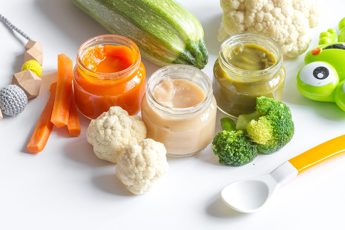 6-Month Baby Food Ideas Every Mom Needs to Know  Taste of Home