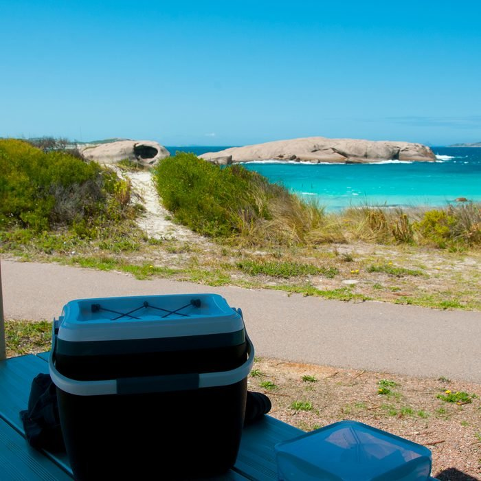 Beach Picnic Cooler