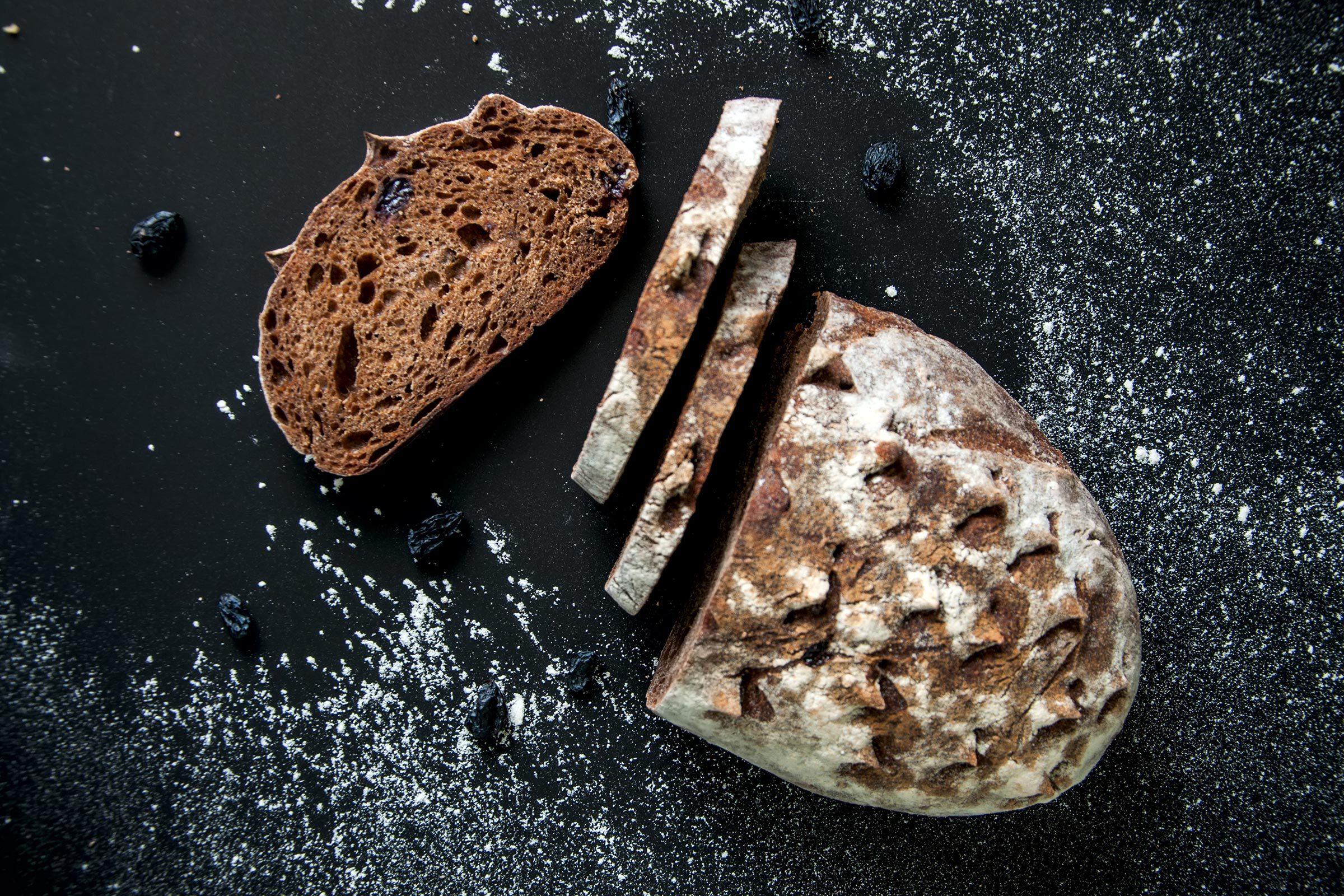 bread gluten