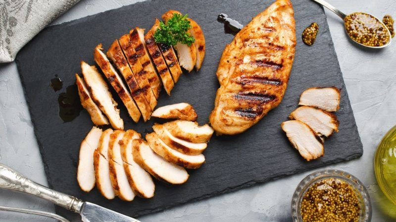 This Is the Safest Internal Temperature for Cooked Chicken